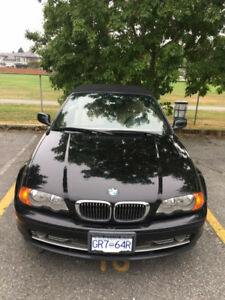 2003 BMW 3 series 330ci Convertible