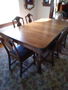 Antique McLagan Dining Suite