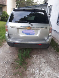 2006 Chevrolet equinox.. need gone ASAP! No room in driveway