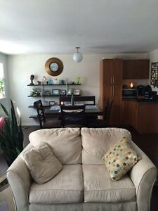Very spacious 2 bedroom, available August.1st