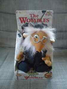 Wombles Great Uncle Bulgaria New in box. English TV show