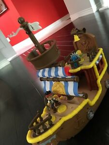 Jake and the Neverland Pirates ship. Peterborough Peterborough Area image 1