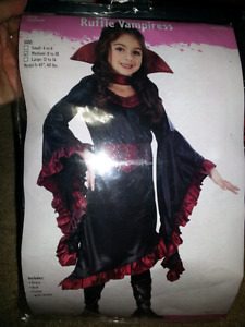 Girls Halloween costume size 8-10