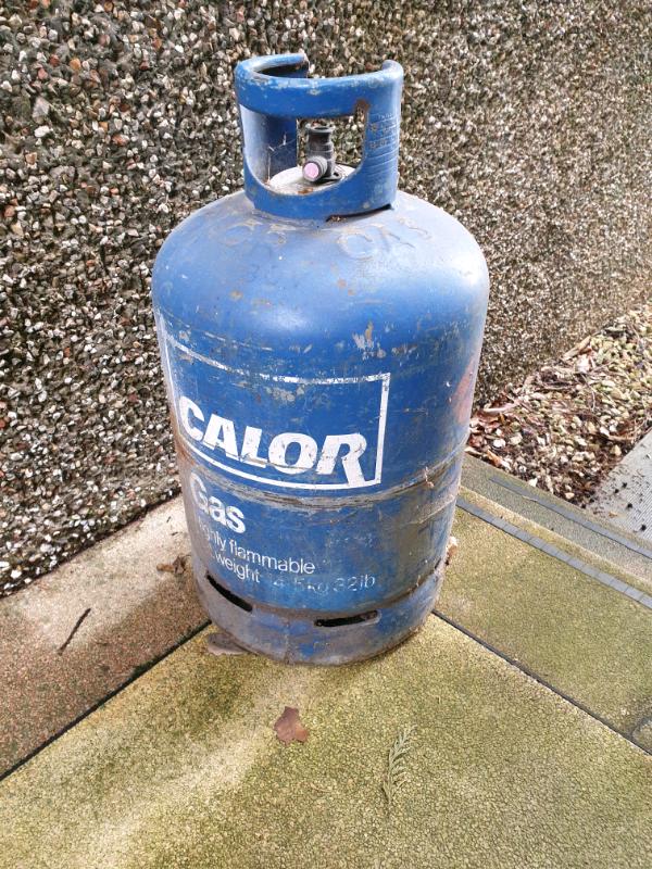 Calor Gas Bottle Empty 4.5kg   in Southside, Glasgow   Gumtree