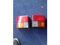 VW T4 pair of original rear lights