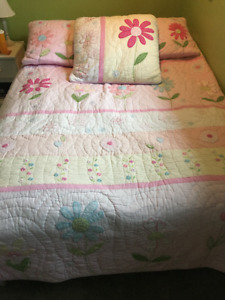 Pottery Barn Kids Bedding and Curtains