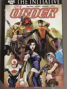 Comic Book Lot - The Order - Marvel 10 issues
