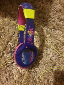 My little pony headphones