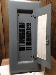 Square D QO Load Center Panel 200 amp 30 space