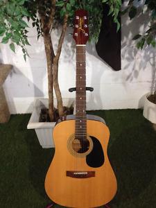 Takamine Jasmine S-45SK acoustic guitar $175 obo.