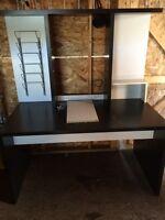 IKEA desk top part can remove