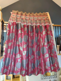 Bespoke Fully lined Curtains