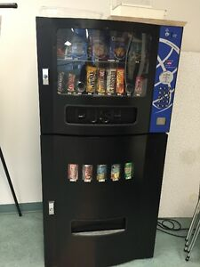 Vending Location with Combo Machine