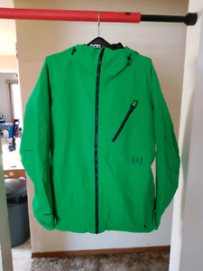 Burton Mens AK Gor-tex Cyclic Jacket Size XL