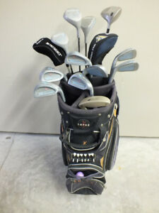 Ladies Right Handed Golf Clubs with Bag