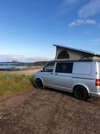 VW t5 campervan