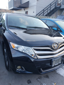 2014 Toyota Venza XLE AWD, LEATHER, PANORAMIC SUNROOF, BACKUPCAM