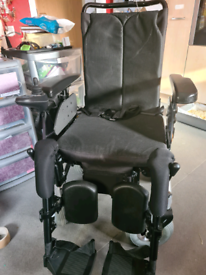 Fusion Power Chair With Electric Tilt