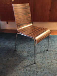 Modern Bentwood Dining Chairs