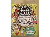 8 x Tom Gates books for sale