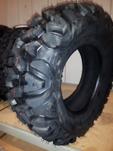 ATV TIRES - NEW & IN STOCK  - All treads & sizes