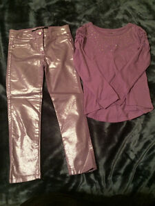 Girls 2 Piece size 4 Outfit