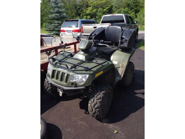 Used 2010 Arctic Cat 450 EFI 4x4