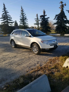 2008 ford edge limited fully loaded