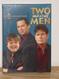 DVD «Two and a Half Men», The Complete Sixth Season