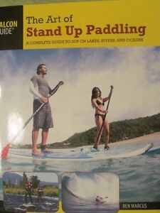The art of Stand Up Paddling (paddleboard)