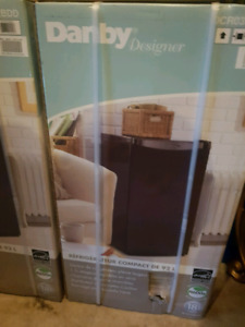 brand new in box Danby 3.2 mini fridge