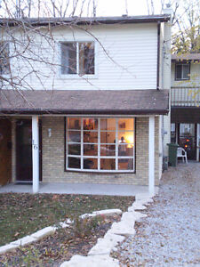 AUGUST 1st DUNDAS HOME FOR RENT