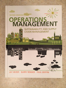 OPERATIONS MANAGEMENT, 2nd Canadian Edition with Access Code