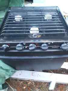 Wedgewood by Atwood propane stove