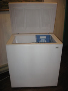 FOR SALE;   SMALL CHEST FREEZER