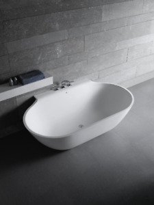 Grand Opening Special!! Quartz Bathtub RRP $5165
