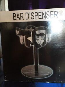 Bar dispenser, never used.