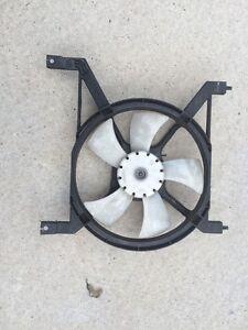 Nissan 1995 240SX Cooling Fan