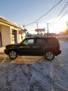 Jeep patriot 2009 4x4