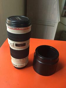 Canon 70-200mm USM f/4 L - EF Mount
