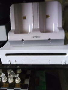 Wii console  $40  and a few accessories for sale  works great