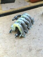 Euro van 1992 intake manifold and fuel injection rail 2.5 L