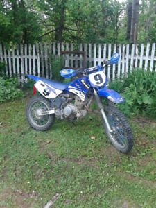 2004 Ttr 125 wanting to trade for a older vechile
