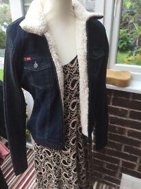Ladies lee cooper jacket size 10