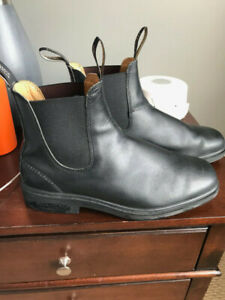 Men's Black Chisel Toe Blundstone Size 9 UK 10 US Barely worn