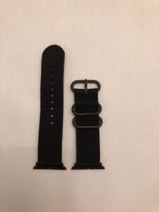 Bracelet en nylon pour Apple watch 42 mm
