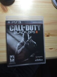Call of Duty Black Ops 2: PS3 game