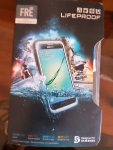 Samśung Galaxy s7 lifeproof FRĒ case $35 o.b.o