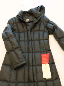 Womens  North Face down jacket