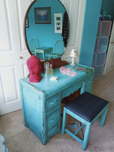 Refinished Antique Dressing table